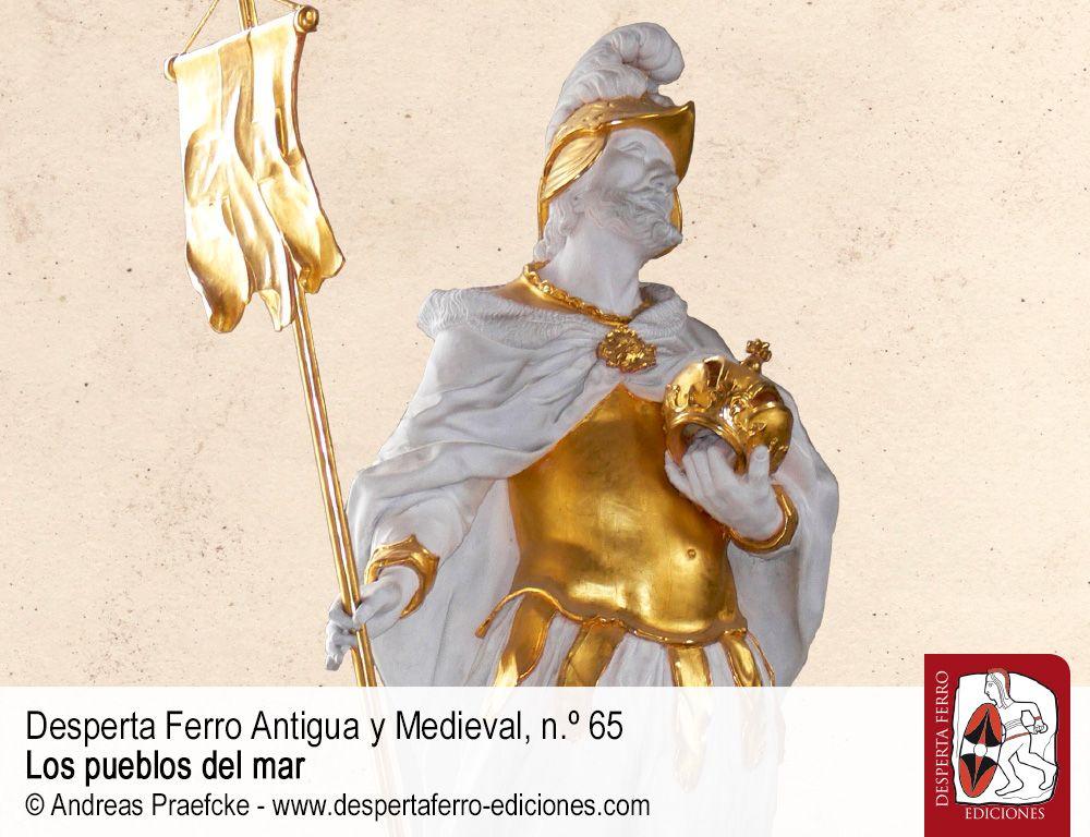 Heraclio, el primer cruzado. Su figura heroica y proyección mítica por Encarnación Motos Guirao (Universidad de Granada)