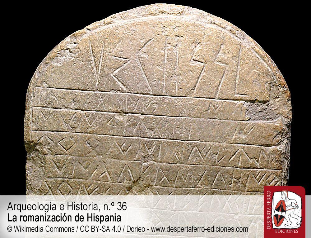 El latín y la desaparición de las lenguas paleohispánicas por Javier Velaza (UB)