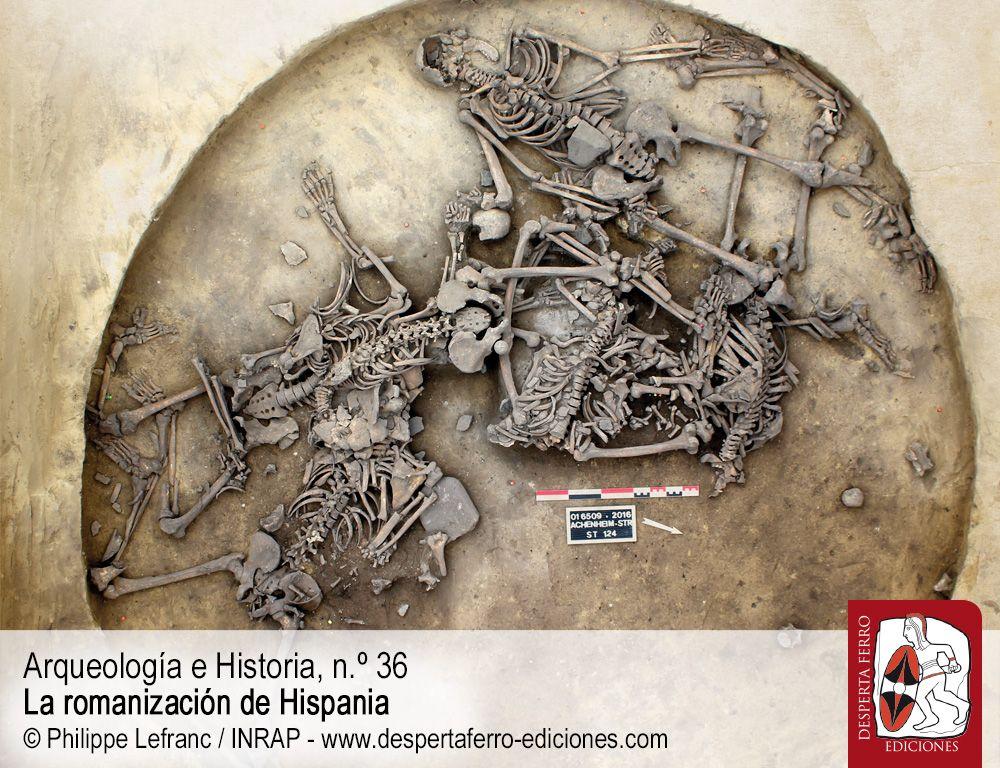 Y además, introduciendo el n.º 37, La violencia en el Neolítico por Philippe Lefranc (INRAP)