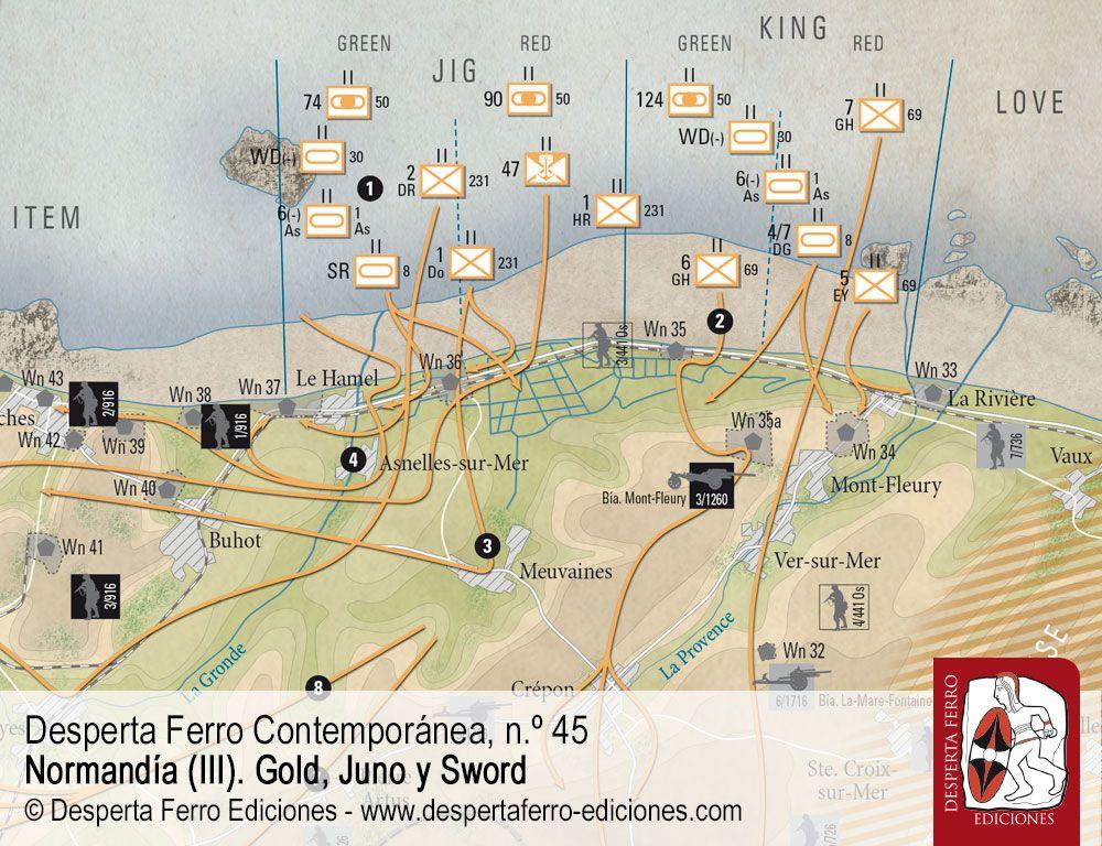 Gold, Juno, Sword por Marc Laurenceau