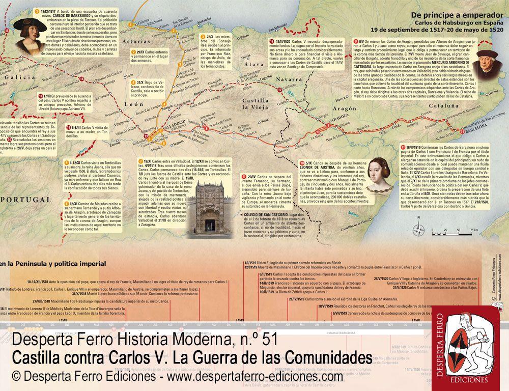Carlos de Gante. Un príncipe de Borgoña en el gobierno de Castilla por Juan Manuel Carretero Zamora (Universidad Complutense de Madrid)