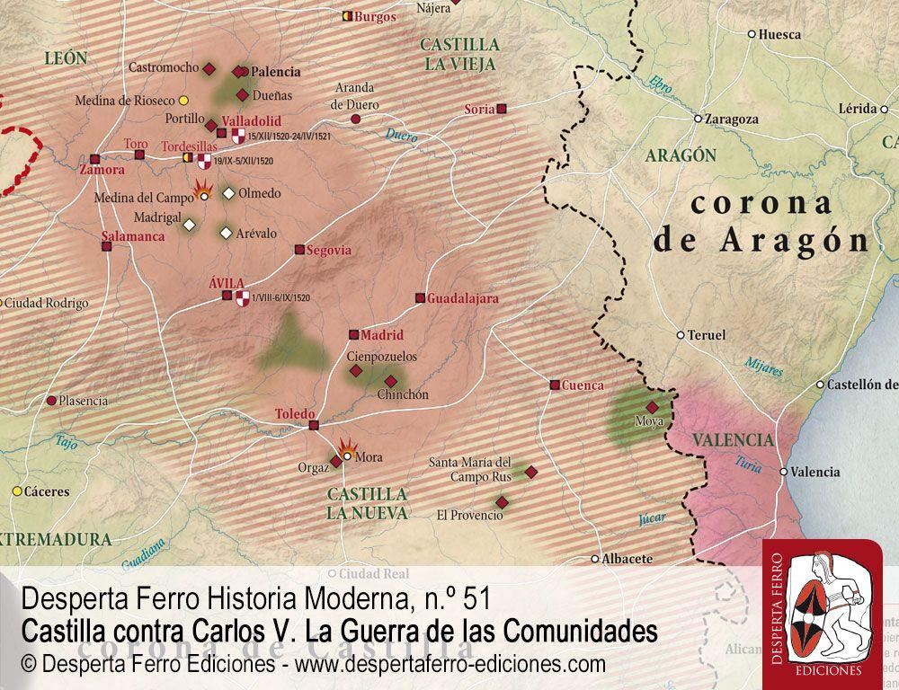 Por la libertad del reino. Los orígenes del conflicto comunero por Hipólito Rafael Oliva (Universidad de Sevilla)