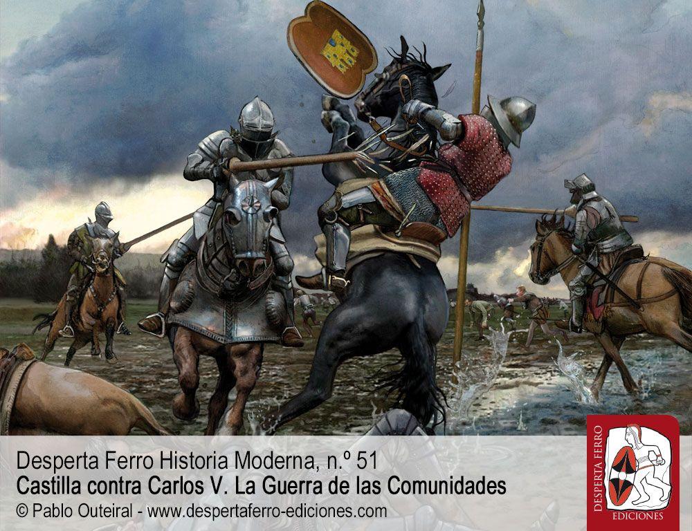 La batalla de Villalar por Alberto Raúl Esteban Ribas