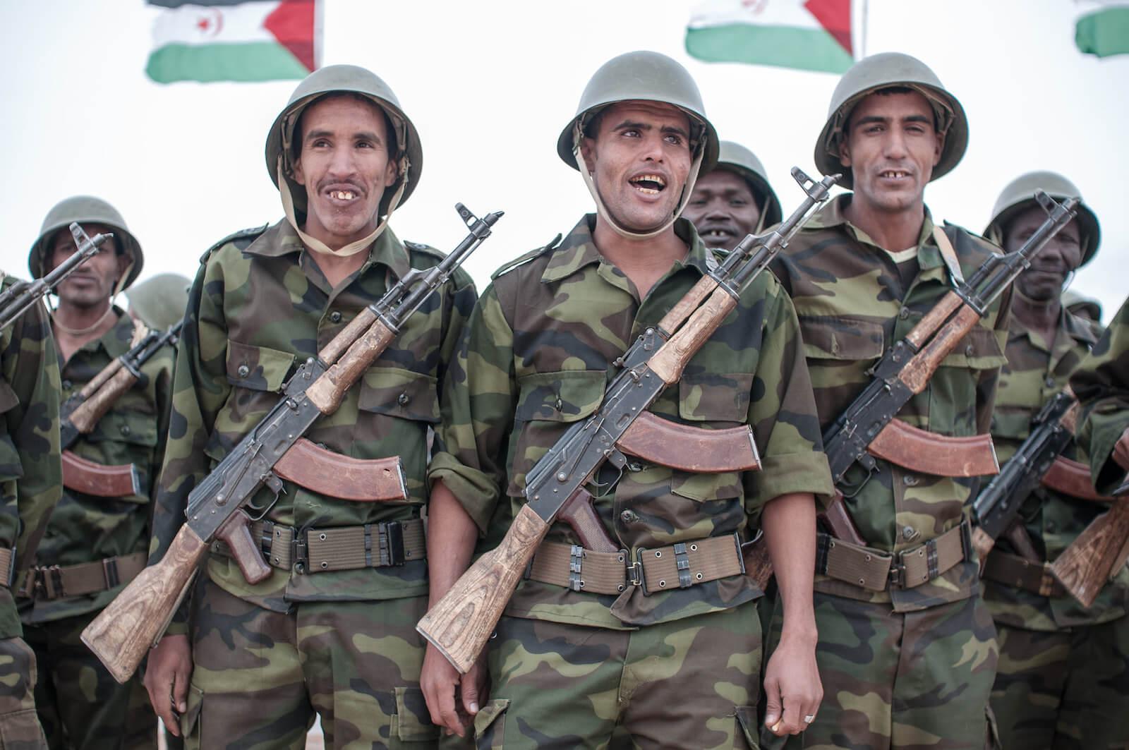 Ejército Sahara Occidental