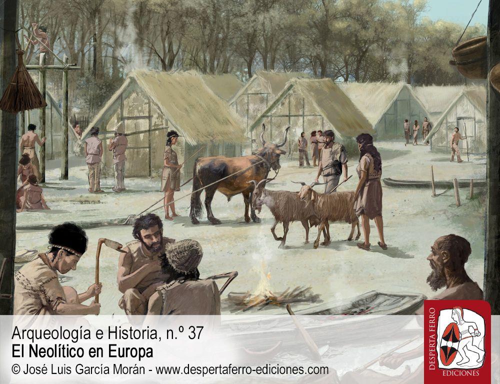 Los albores de la navegación por Mario Mineo (Museo Nazionale Preistorico Etnografico Luigi Pigorini) y Niccolo Mazzuco (CSIC)