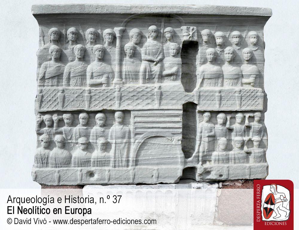 Y además, introduciendo el n.º 38: La fundación de Constantinopla por David Vivó (UdG)