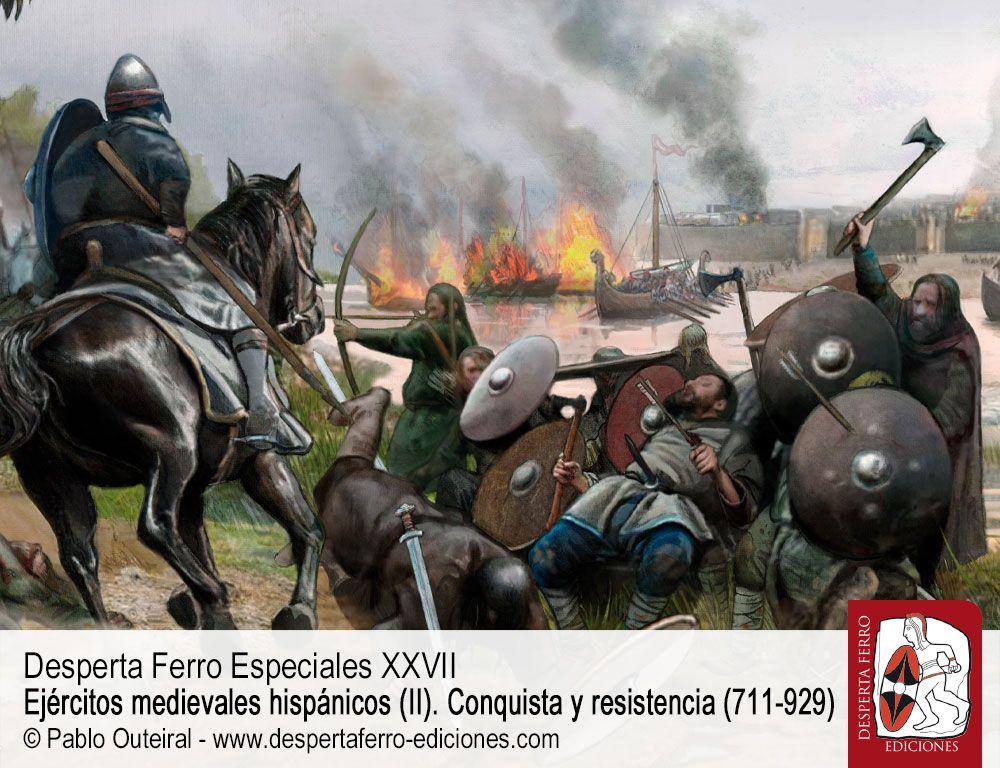 La incursión vikinga en el Guadalquivir por Iván Curto Adrados