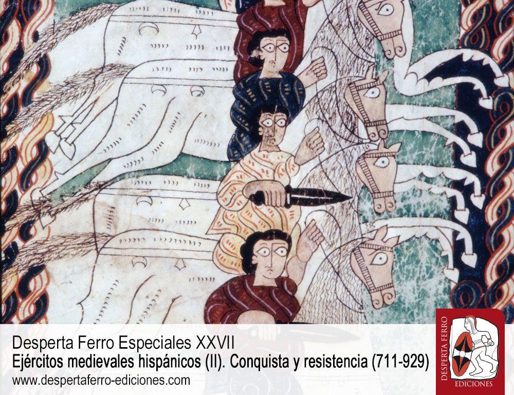 Guerra santa contra los sarracenos. La cosmovisión hispanogoda en época asturiana por Alexander Pierre Bronisch
