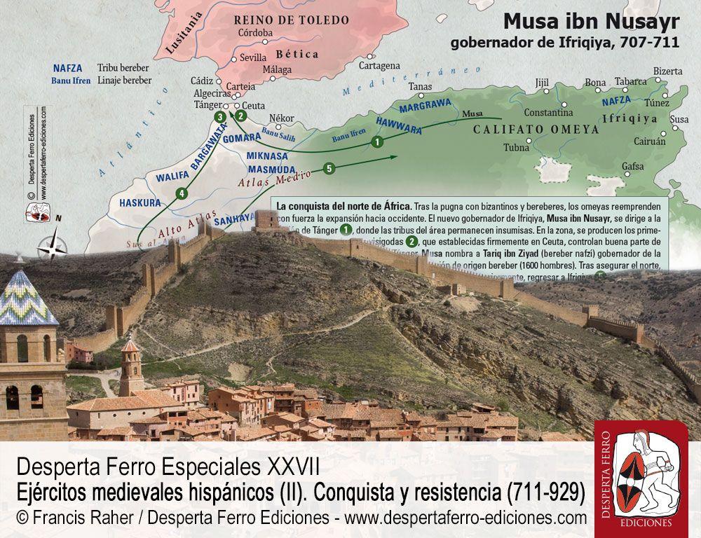 Los bereberes en al-Ándalus por Helena de Felipe (Universidad de Alcalá)