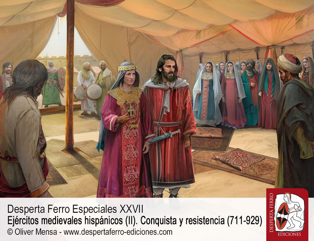 La organización del territorio conquistado. Pactos de capitulación y clientela entre los años 711-929 por Adday Hernández López (Instituto de Lenguas y Culturas del Mediterráneo y Oriente Próximo - ILC-CSIC)