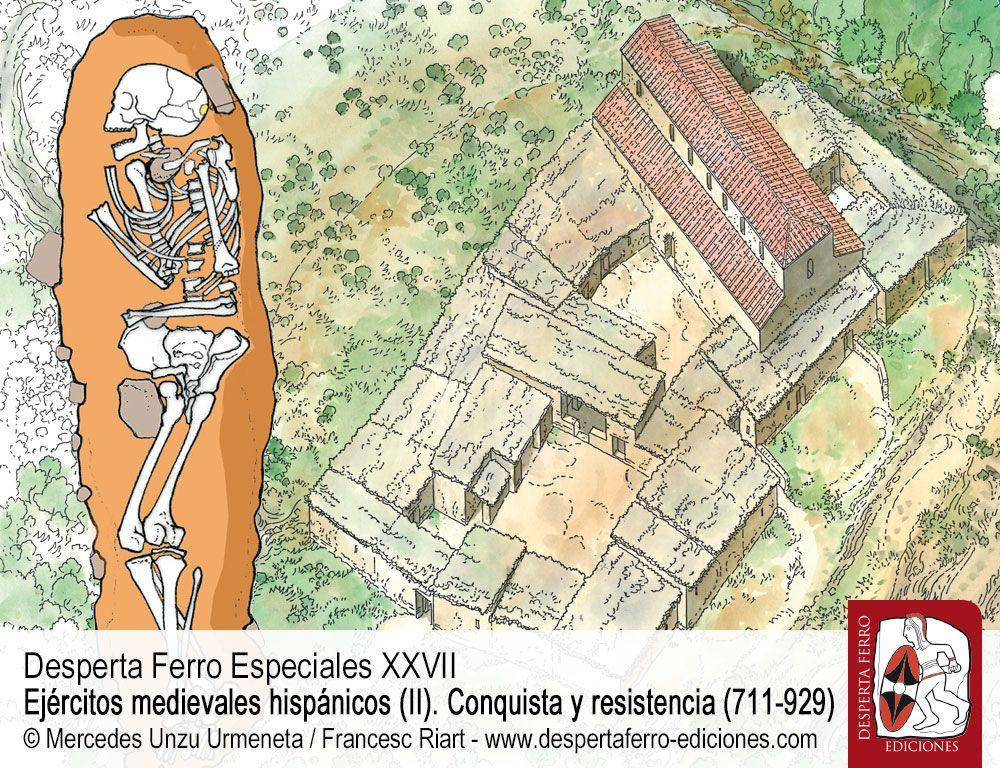 Los primeros focos de resistencia. El reino de Asturias y sus expediciones militares por Álvaro Solano Fernández-Sordo (Universidad de Oviedo)