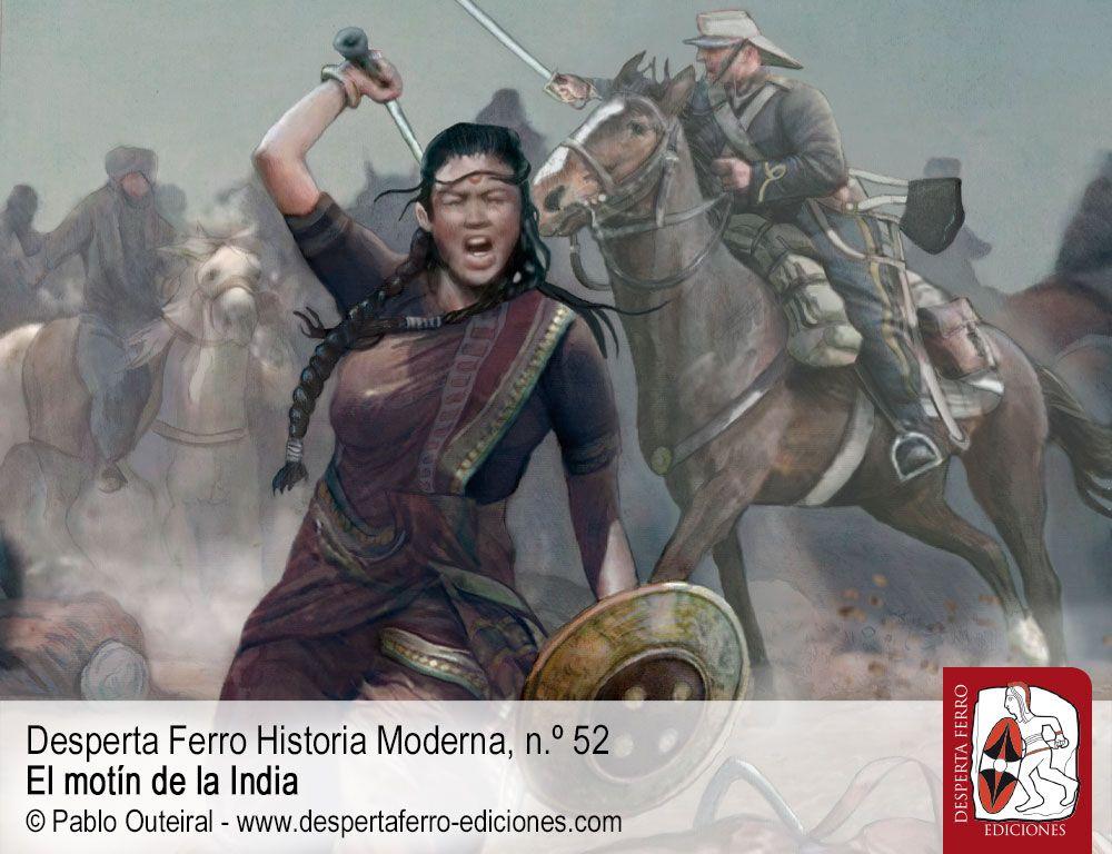 La campaña de la India central por Douglas M. Peers (University of Waterloo)