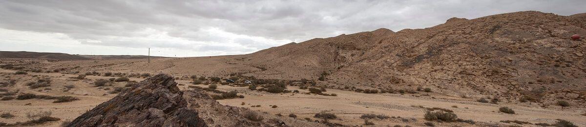 Yacimiento de Nahal Efe