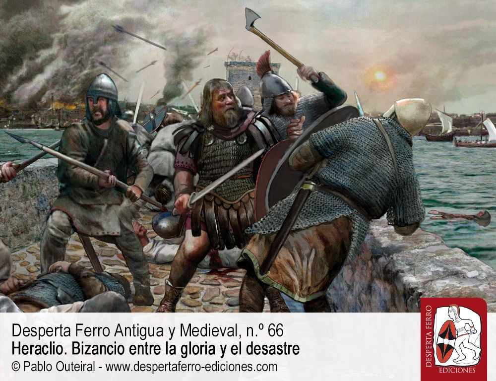 En los confines del Mundo: Las campañas de 622-625 por José Soto Chica (Universidad de Granada)