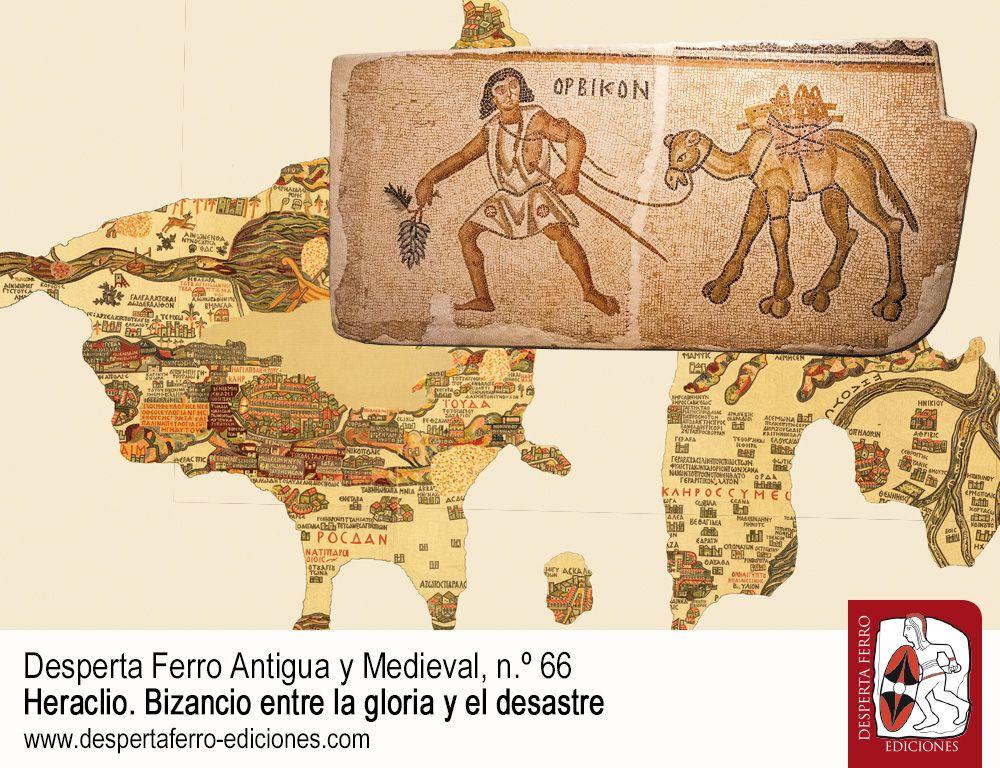 Heraclio y el primer islam por Carlos Martínez Carrasco (Universidad de Córdoba)