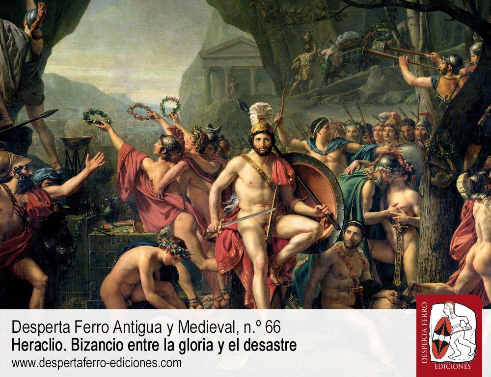 Y además, introduciendo el n.º 67, Termópilas. La ejemplaridad de la gloriosa derrota por César Fornis (Universidad de Sevilla)