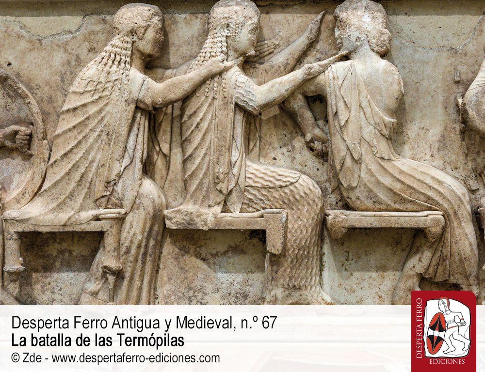 Miedo, resistencia y oportunismo. Los griegos ante la amenaza persa por Adolfo J. Domínguez Monedero (Universidad Autónoma de Madrid)