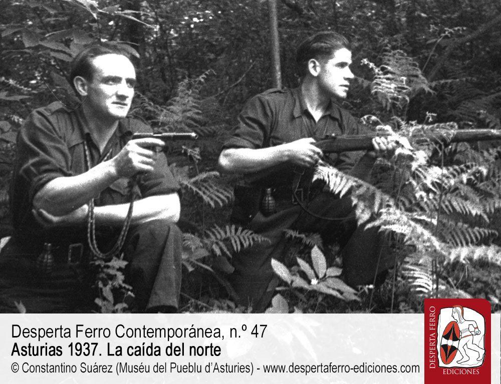 """""""Fugaos"""". El inicio de las guerrillas por Ramón García Piñeiro"""