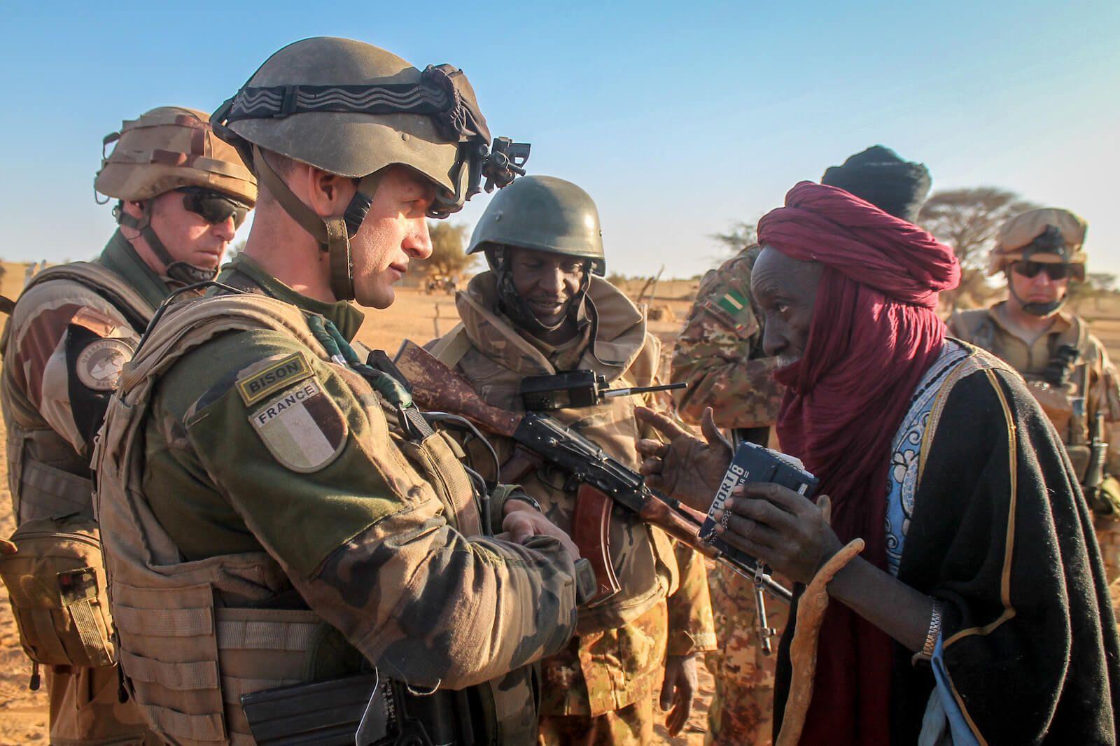 Sahel mali terrorismo Fracia